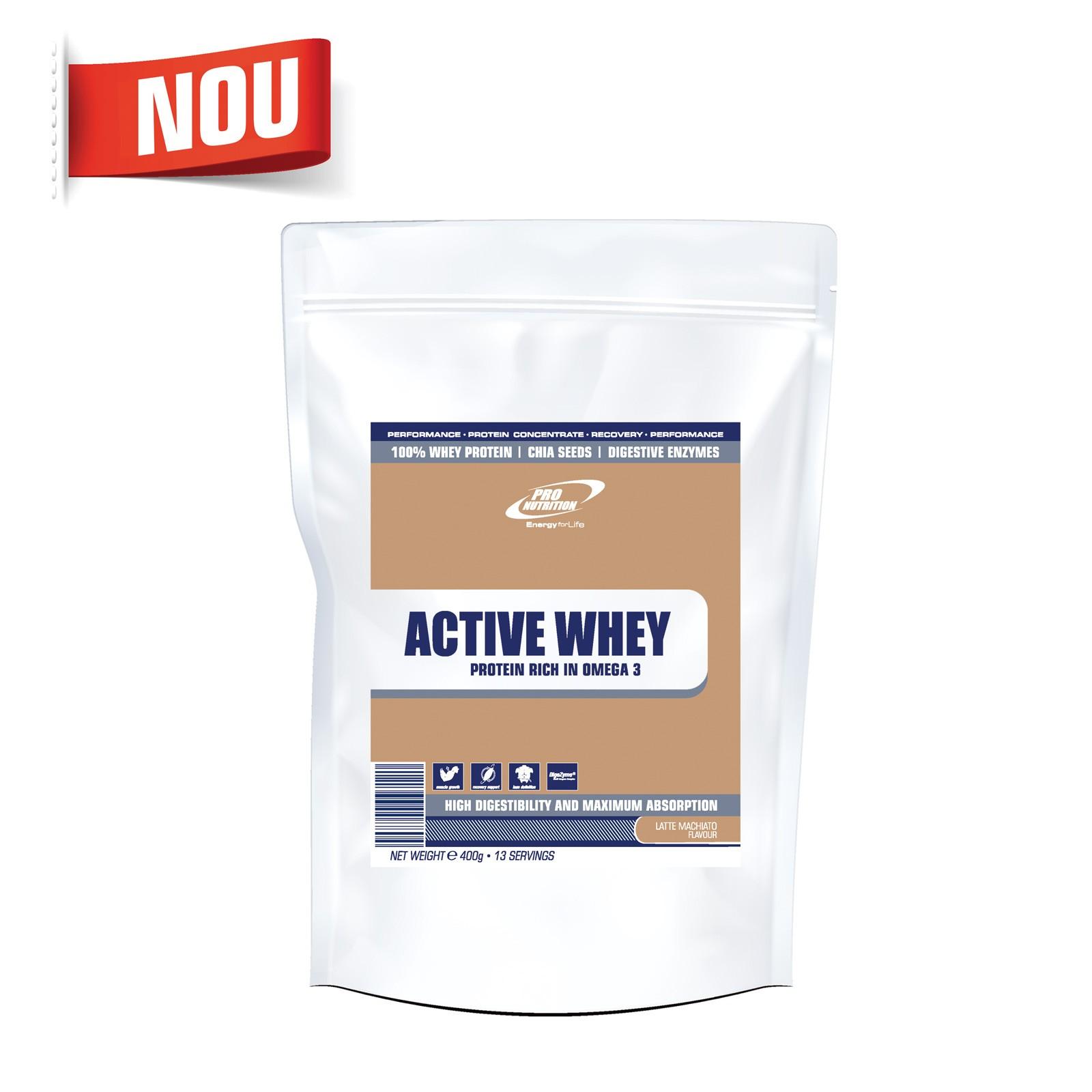 Active Whey 400g