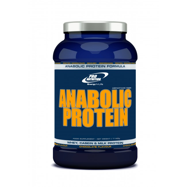 Pro Nutrition Anabolic Protein tejsavó fehérje 1860 g