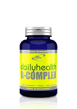Daily Health B-complex - 100 tabletta