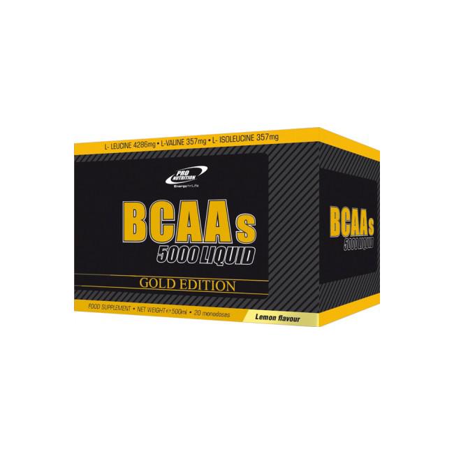 BCAAs 5000 Liquid shot (10 db)