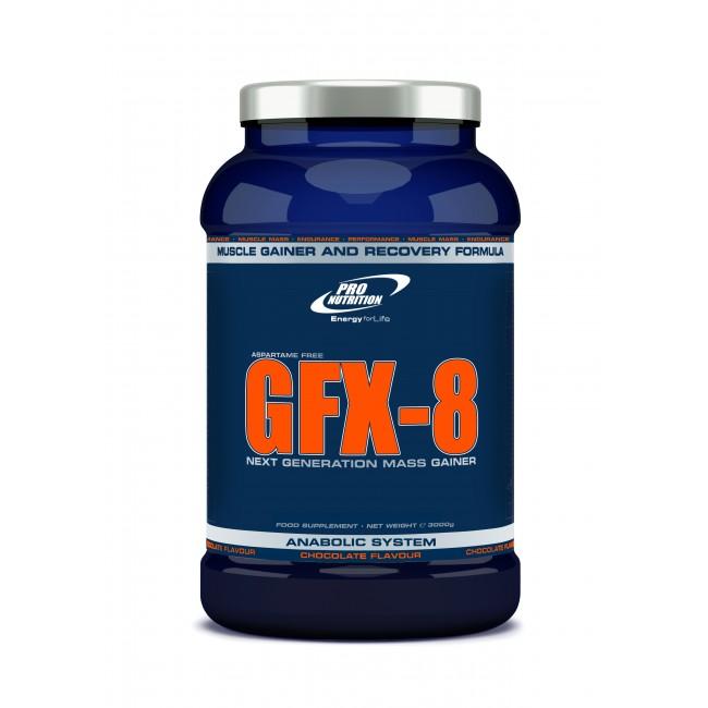 GFX 8 tömegnövelő 5000 g