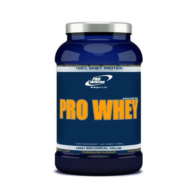 Pro Nutrition Pro Whey tejsavó fehérje 4000 g